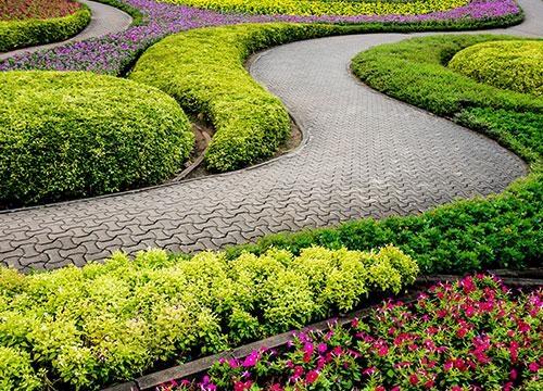 Landscaping-sculptures